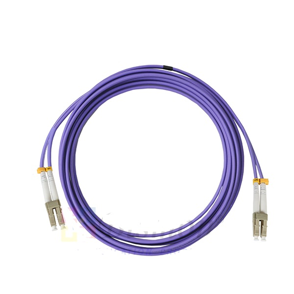 KABEL FIBER OPTIC MULTIMODE DUPLEX ST-LC OM4