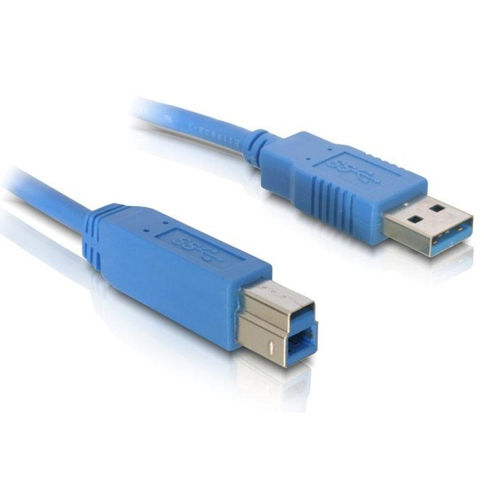 Kabel USB3.0 A - B (u switch, printer, scanner)