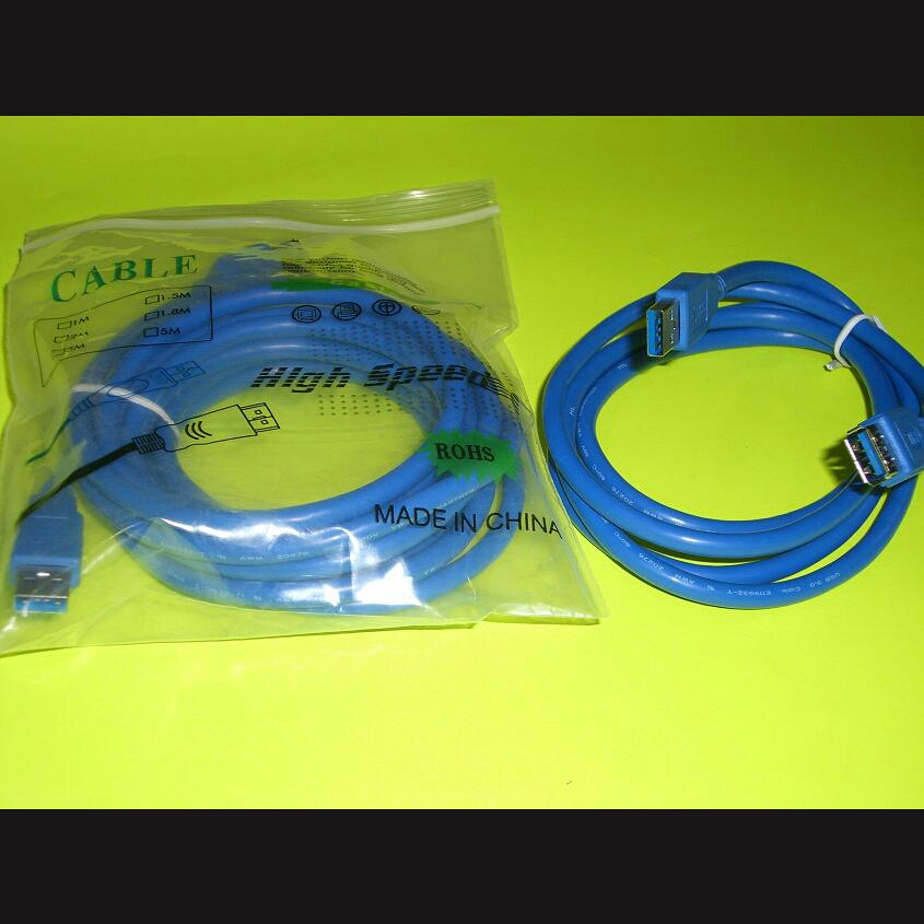 Kabel USB3.0 male - female