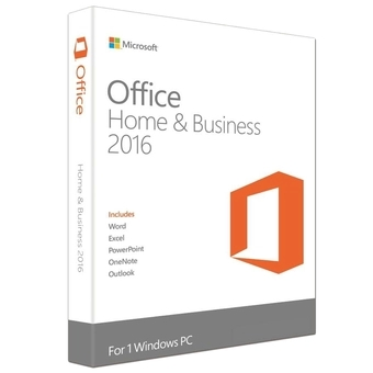 MICROSOFT OFFICE HOME AND BUSINESS 2016 FPP