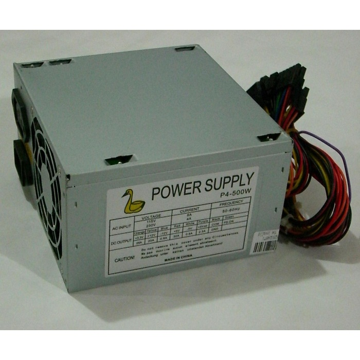 POWER SUPPLY SWAN 500 WATT