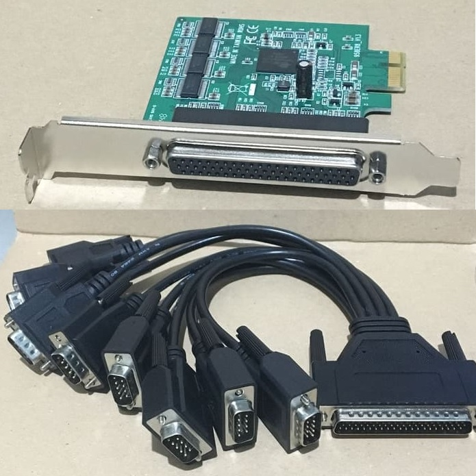SERIAL 8 PORT PCI EXPRESS
