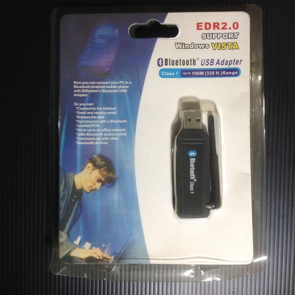 USB BLUETOOTH DONGLE 100M with antena class1